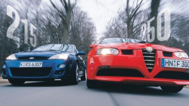 Alfa Romeo 147 GTA oraz Ford Focus I RS dają radość z jazdy i nie rujnują kieszeni. Znalezienie egzemplarzy w dobrym stanie nie będzie łatwe, ale warto szukać!