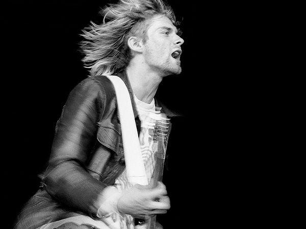 Kurt Cobain's Death, 20 Years Later: Photos, Art and a Video Tour of His Childhood Home  Nirvana, Death, Tributes, Kurt Cobain