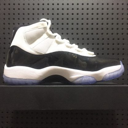 hot sale online 478a4 ac08e 2018 Air Jordan XI 11 Retro Concord White Black With OG Box Free Shipping-3