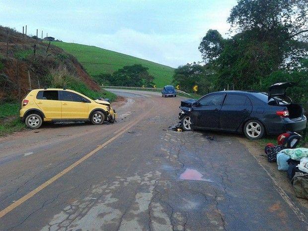 Sargento da Polícia Militar morre em acidente na MG-108, no Vale do Rio Doce