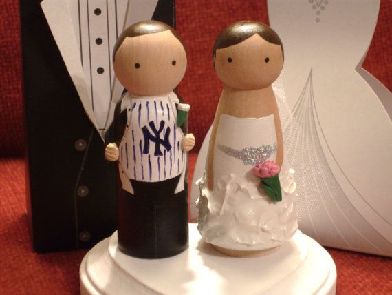 New York Yankees Sports Theme  Choose your by IttyBittyWoodShoppe, $68.00