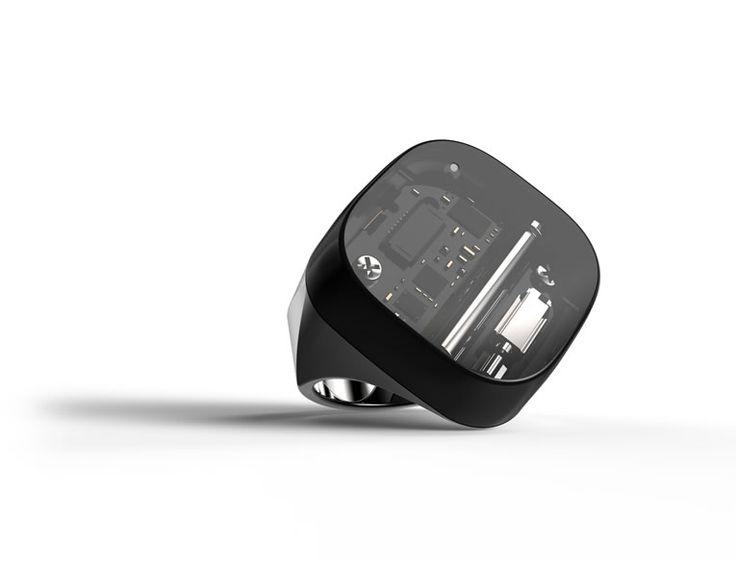Neyya Smart Ring Controls All Your Bluetooth Gadgets Like Magic -  #bluetooth #fashion #smart
