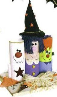 Cantinho da Criança: Projeto Dia das Bruxas! (Halloween)