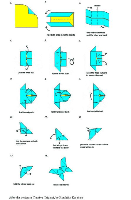 17 Best images about Origami on Pinterest | Animaux, Crabs
