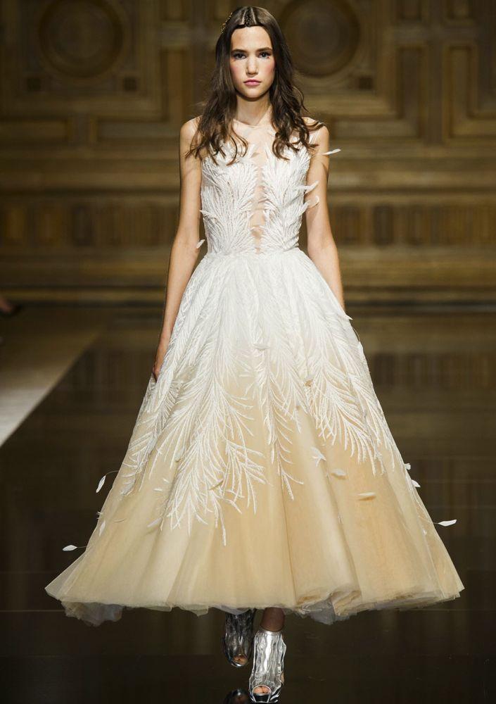 Tony Ward Fall 2016 Haute Couture