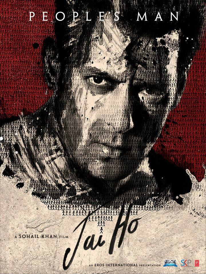 #JaiHo First Look #Salman