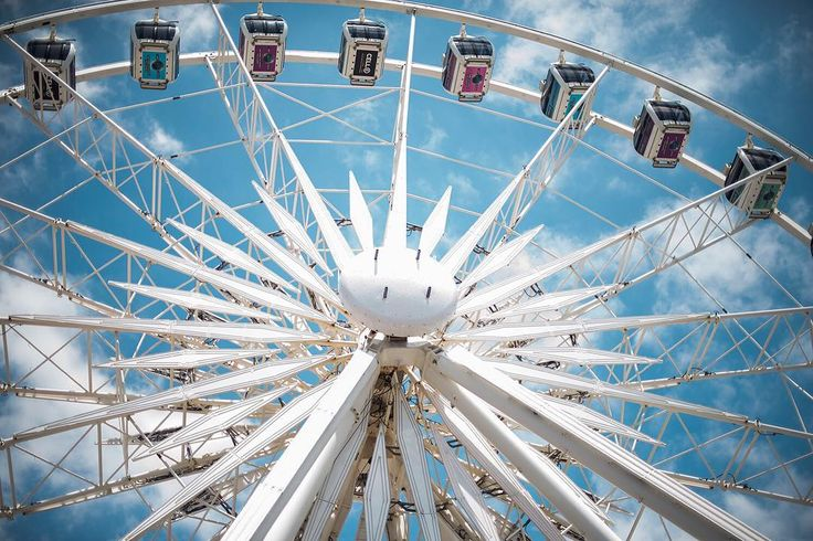 #capetown #southafrica #FerrisWheel #capewheel #happy #weekend #friday #lifestyle