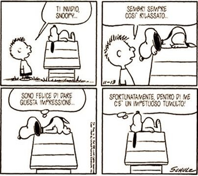 #Keepcalm and love #snoopy
