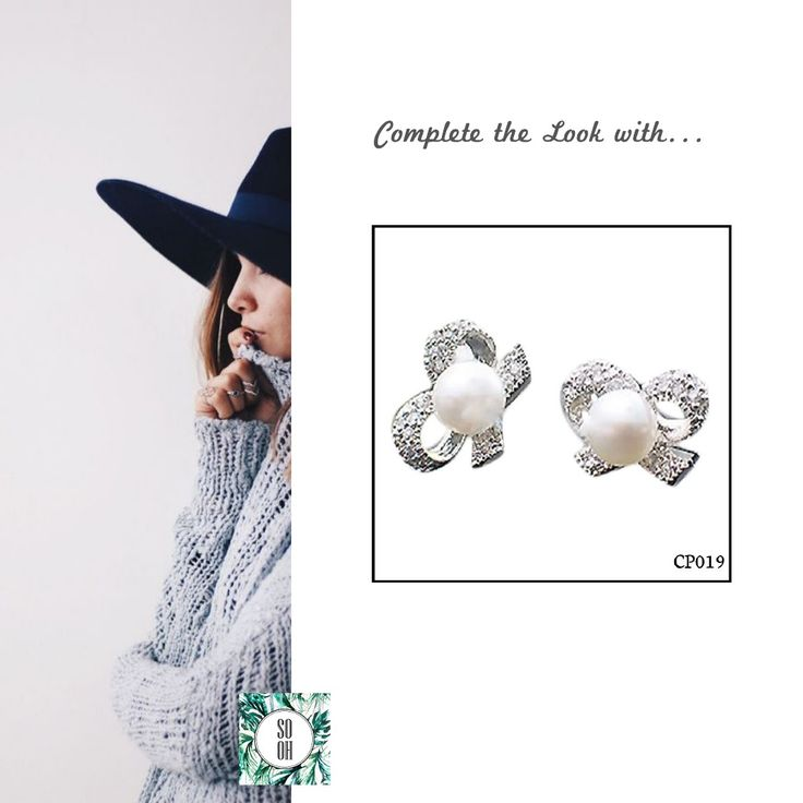 Ref: CP019 Medidas: 1.2 cm x 1.1 cm So Oh: 3.99#sooh_store #onlinestore #brincos #earrings #fashion #shoponline #inspiration #styleinspiration #aw2016 #aw1617 #winter #style
