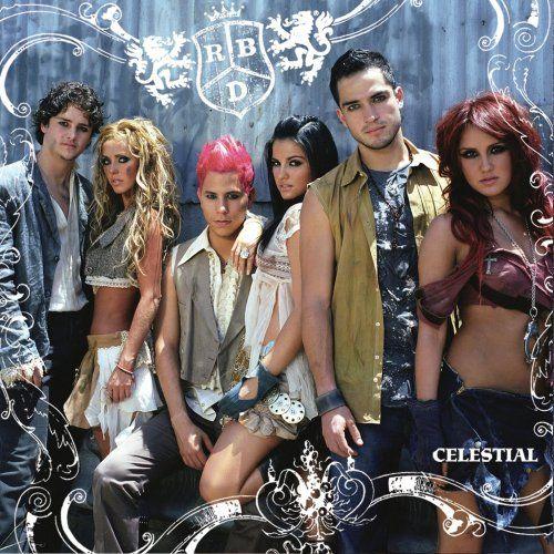 RBD e Rebelde Mexicano Sempre: CD's (Espanhol e Inglês)