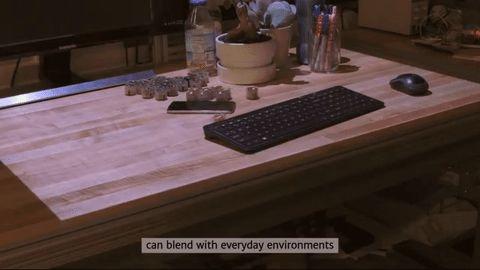 家庭用ロボットの可能性をさぐる、群れロボット型インタフェース | TechCrunch Japan