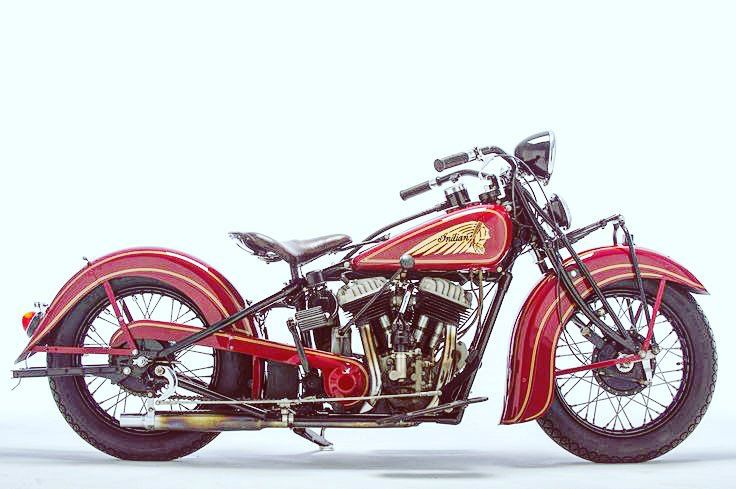 1935 Indian Chief Indian Motorcycle Classic Motorcycles Shovelhead