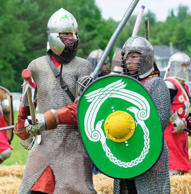 Duke Edward of Ealdormere and Gwendolyn of Aldsburg