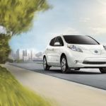 """Nissan LEAF Acenta Named """"Best Used Green Car"""" In 2017 Auto Express Used Car Awards"""