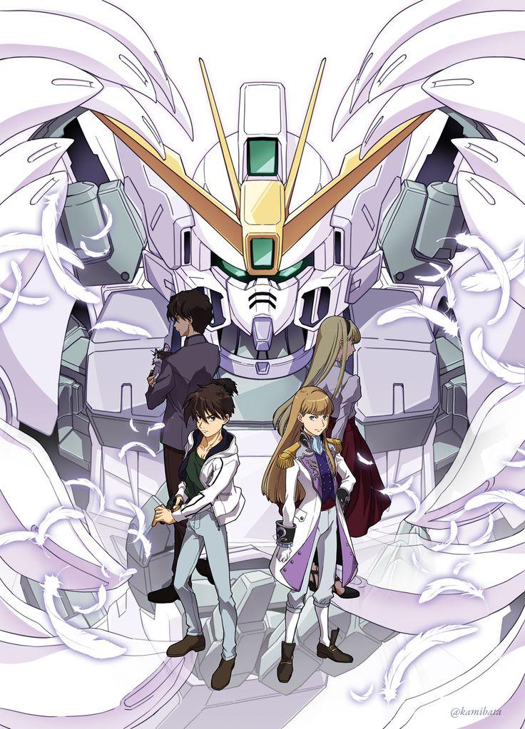 Gundam wing sex art