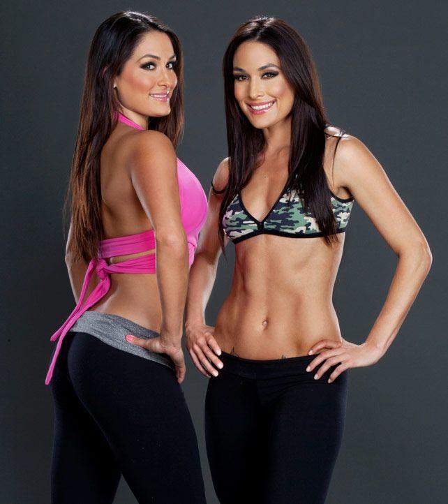Brie & Nikki Bella November 21 | My fellow Scorpions ...