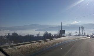 Tractari-Auto-Constanta.ro: Route 84  Velingrad-Razlog-Bansko Bulgaria