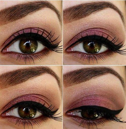 Cat Eye Color Brown