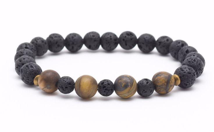 Mens Armbands – Bracelet Men 014/01 – a unique product by Blackif on DaWanda