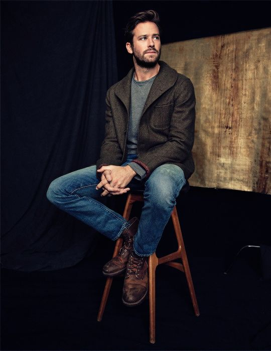 Armie Hammer - 2017 Toronto Film Festival Portraits for VANITY FAIR.