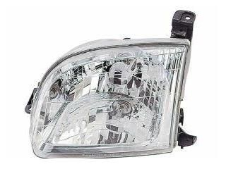 2000-2004 Toyota Tundra Headlight Driver Side New: 2000-2004 Toyota Tundra Headlight Driver Side New #CarHeadlights #AutoHeadlights