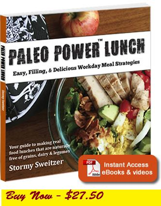 power lunch recipes