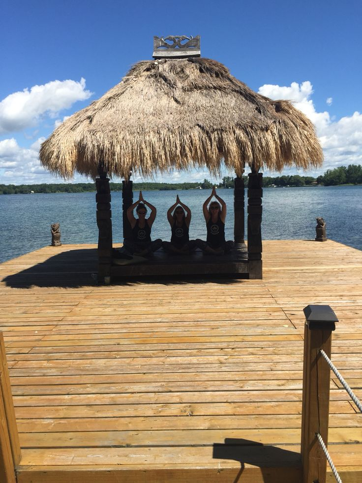 Yoga ai Shanti Retreat, Wolfe Island, Ontario