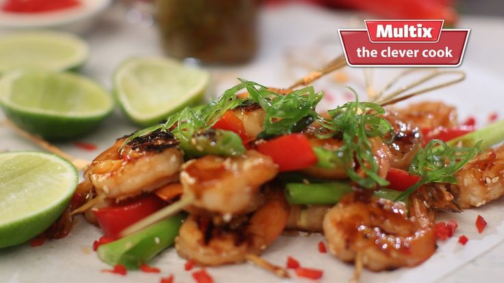 At the Clever Cook we are always looking for shortcuts to make life easier and well ….just more delicious. Try preparing these prawns in the morning before you head to work and then cooking them on the BBQ when you get home. Teriyaki barbecued prawns.