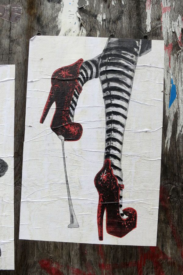 Wicked + other cool NYC street art