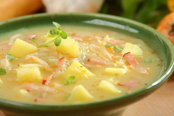 Przepis na Zupa kapuśniak