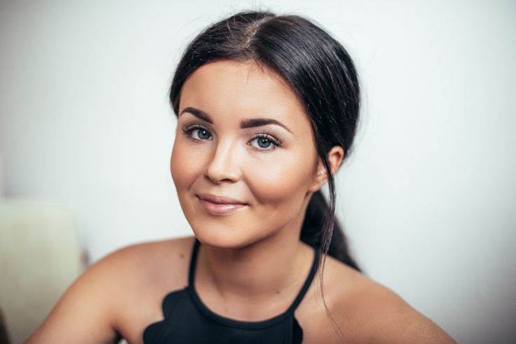 Blogger Annika O. uses Lumene Nude Perfection Fluid Foundation and Touch of Radiance Blush in her daily make-up routine. Check out the whole list on her blog! #foundation #lumene