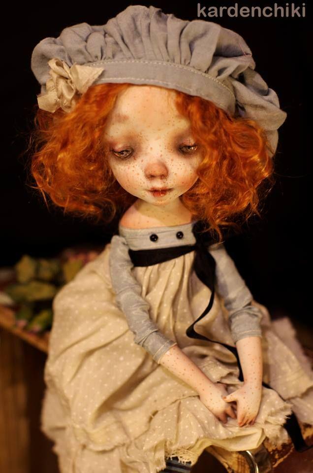 Линда (Linda) by kardenchiki