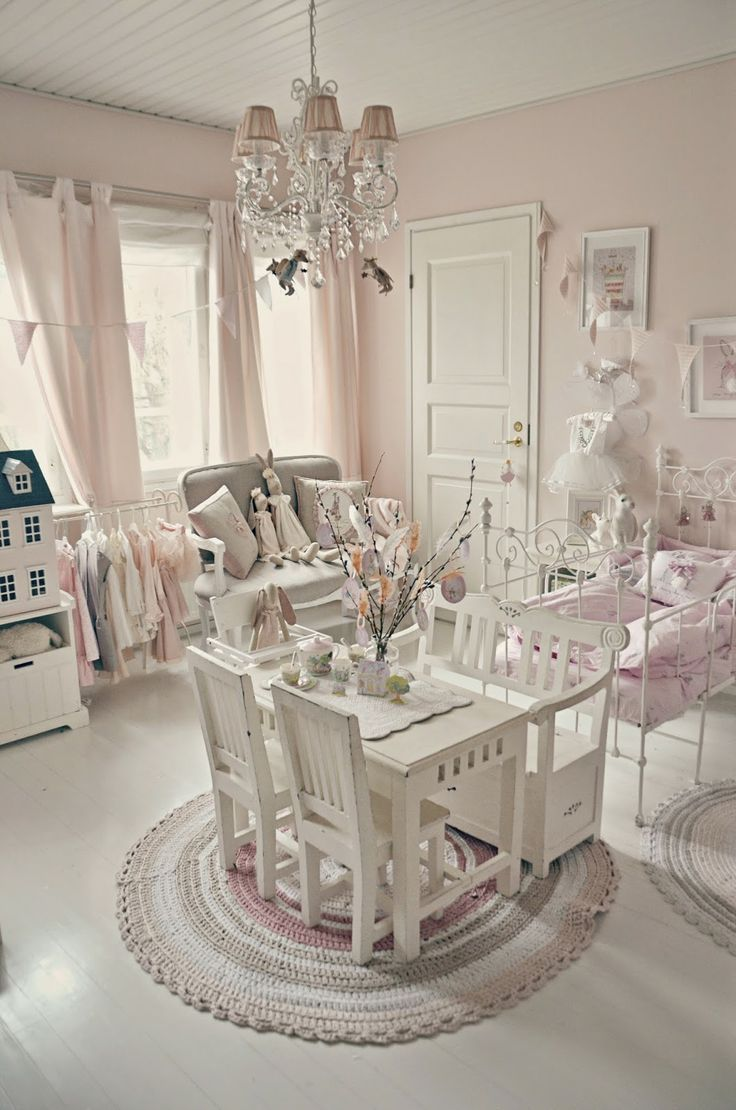 697 best images about Pink Bedroom Ideas on Pinterest