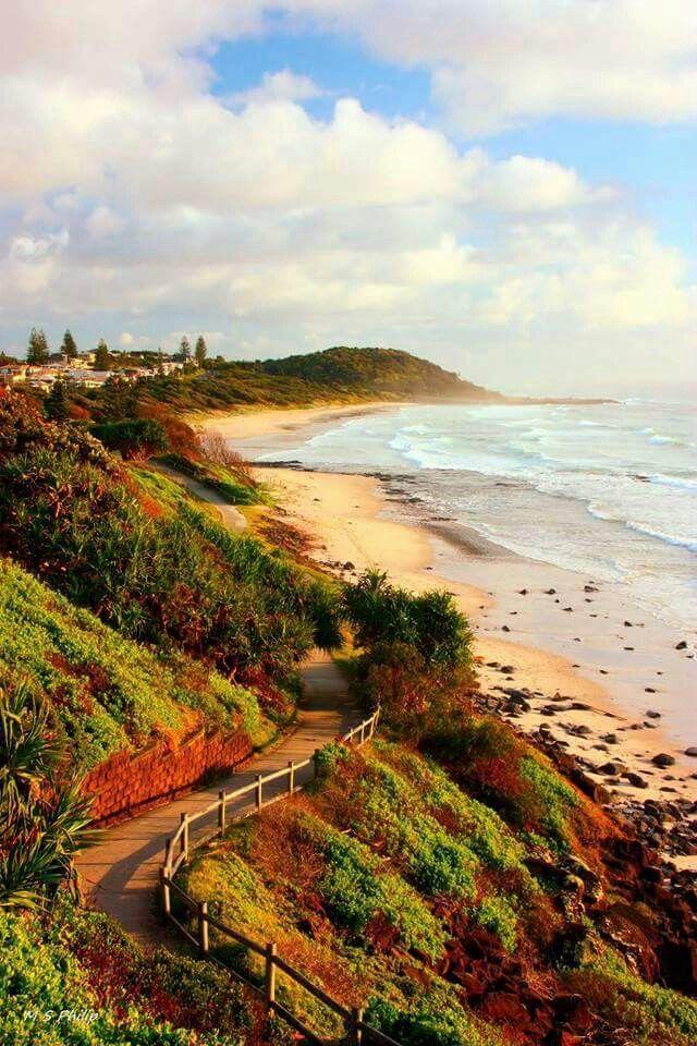Shelly Beach, Ballina, NSW