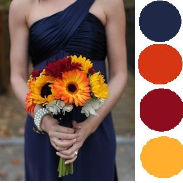 Fall Wedding Colors 2013   Google Search