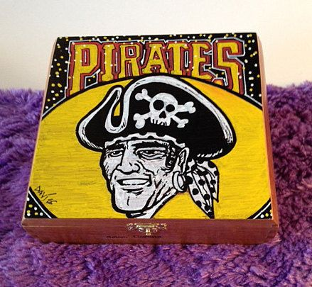 108 best Hand Painted Cigar Boxes images on Pinterest | Box art ...