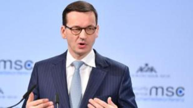 Israel rebukes Poland PM for 'Jewish perpetrators' remark Latest News