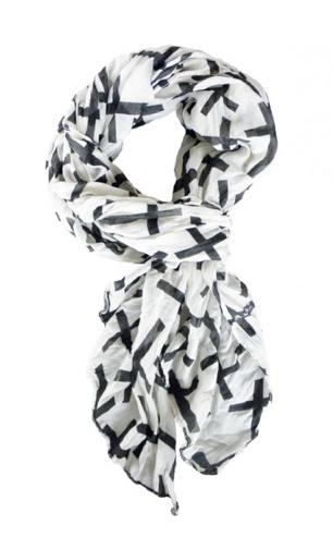plus sjaal van BYSOOS