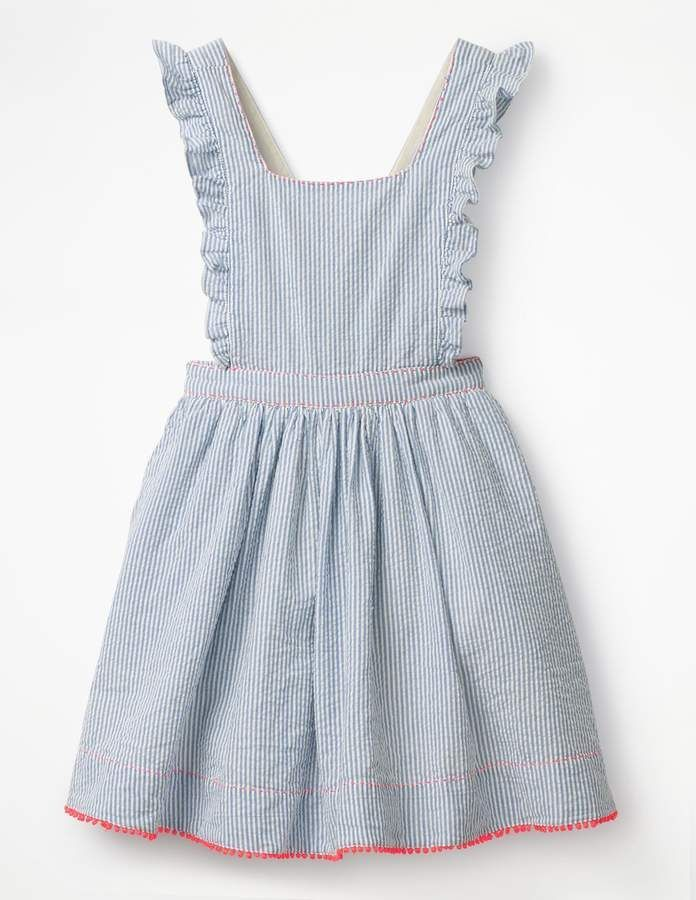 1986a8e26795 Boden Frilly Cross-back Dress | Toddler, baby fashion | Dress backs ...