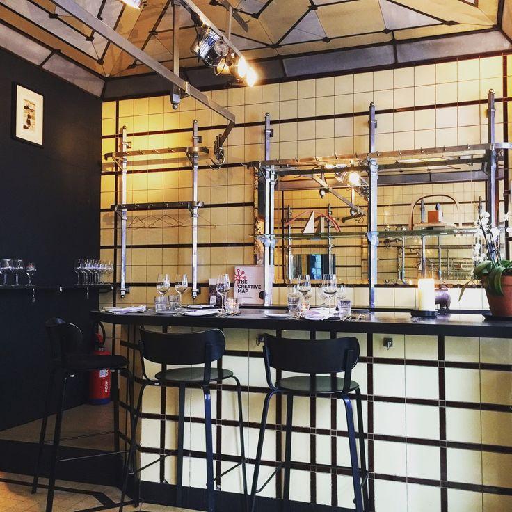 Retour, à Saint-Gilles, dans l'un des premiers restaurants à avoir lancé la «jeune cuisine» à Bruxelles…