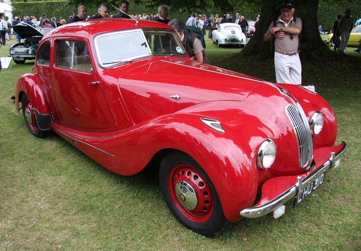 Bristol 400 1948.