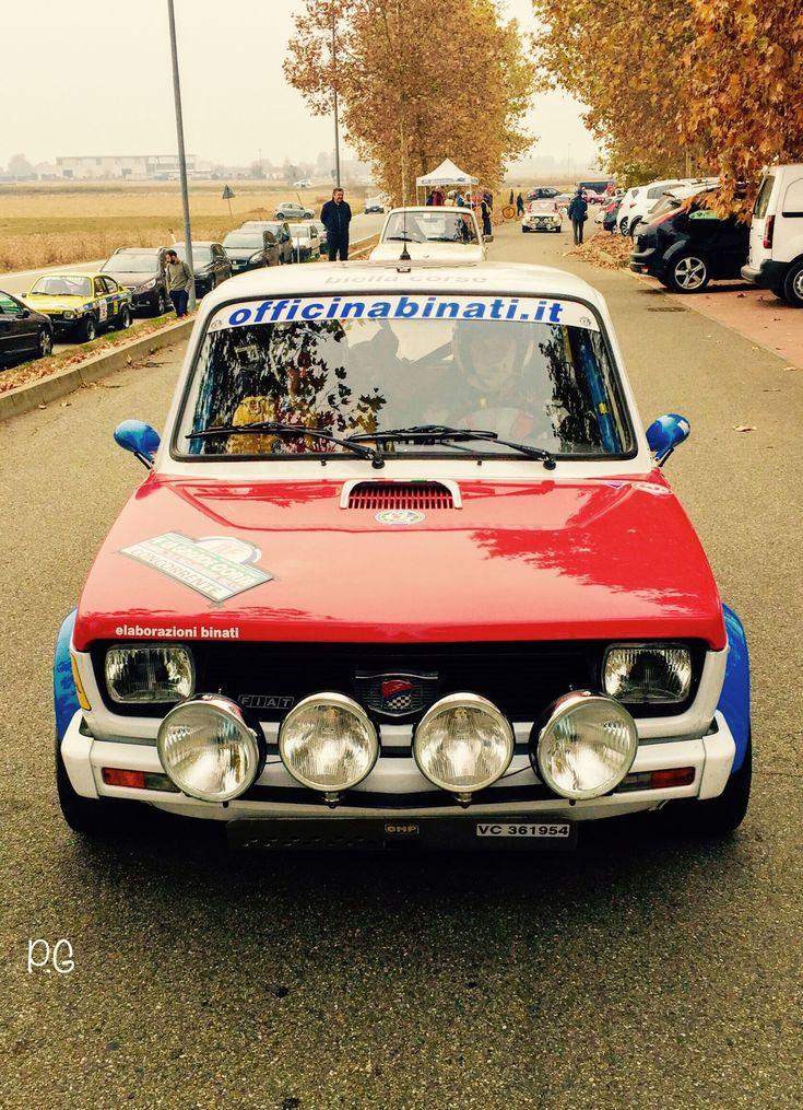 FIAT 127 C GIANNINI