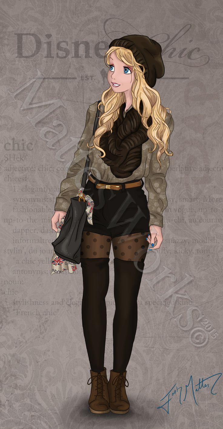 Chic Alice by MattesWorks.deviantart.com on @DeviantArt