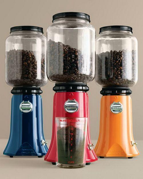 Kitchenaid Coffee Grinder   Modern Kitchen Accessories