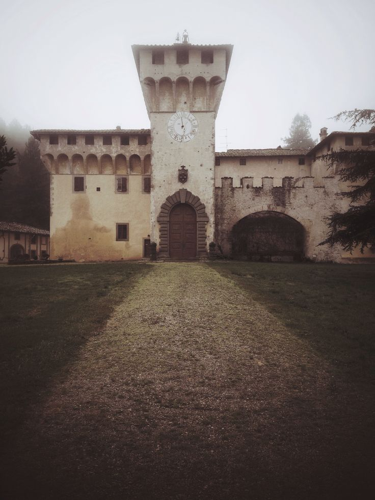 Castello di Cafaggiolo