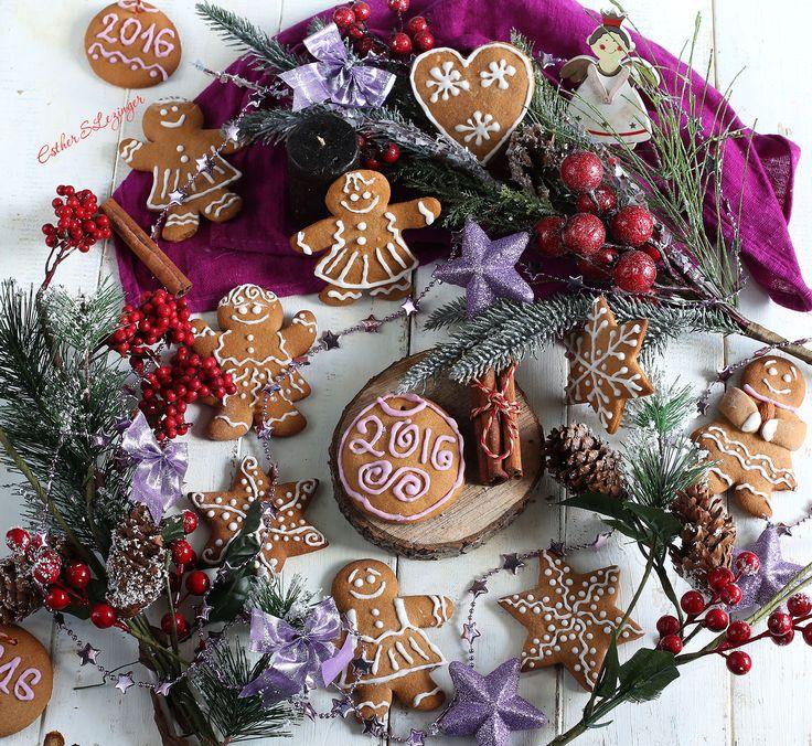 Приближается новый год и самое время печь вкусное ароматное имбирное печенье. Это не самое низкокалорийное блюдо, но главное сделать его полезным и натуральным. Эти печеньки получаются просто бесподоб