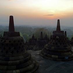 Borabudor- Yogyakarta, Indonesia