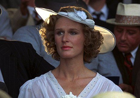 Image result for glenn close in the natural