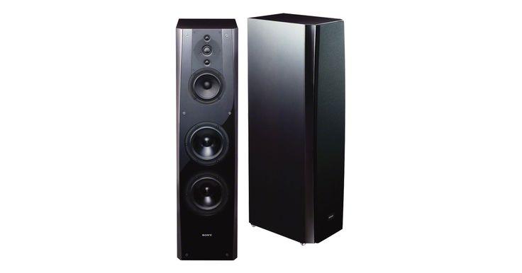 [SONY EXCLUSIVE] Stereo Floor-Standing Speaker - $10,000.00