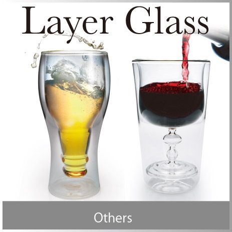 ¥1,900 二重構造 ワイングラス